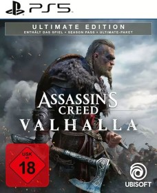 Assassin's Creed: Valhalla - Ultimate Edition (PS5)