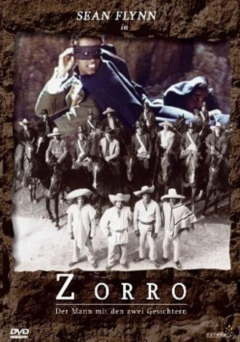 Zorro - Der Mann mit den 2 Gesichtern -- via Amazon Partnerprogramm