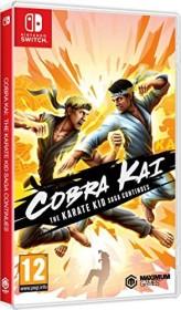 Cobra Kai: The Karate Kid Saga Continues (Switch)