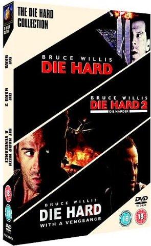 Die Hard Box (Filme 1-3) (UK) -- via Amazon Partnerprogramm