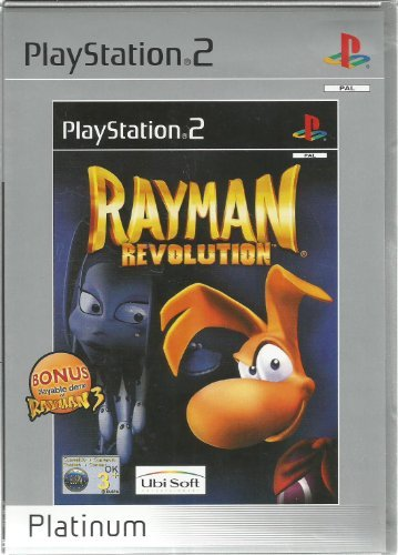 Rayman 2 Revolution (niemiecki) (PS2) -- via Amazon Partnerprogramm
