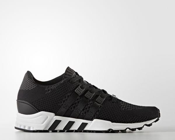new arrival 649ae 766a4 adidas EQT support RF Primeknit core blackfootwear white (BY