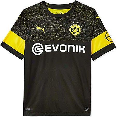 eea1de91d958 Puma BVB Borussia Dortmund Replica away shirt short-sleeve 2018 2019 (men)