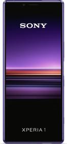 Sony Xperia 1 violett