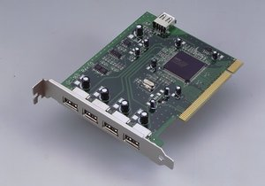 D-Link DU-520, 5x USB 2.0, PCI