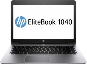 HP EliteBook Folio 1040 G2, Core i5-5200U, 8GB RAM, 256GB SSD, Windows 10 Pro, Fingerprint-Reader (P4T52EA#ABD)