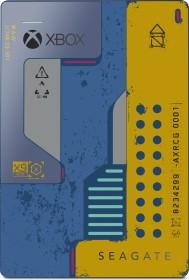 Seagate Game Drive for Xbox - Cyberpunk 2077 Special Edition 2TB, USB 3.0 Micro-B (STEA2000428)