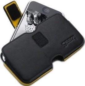 Gear4 LeatherHolster 180 für iPhone blau (PG286BLU)