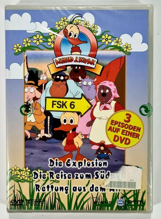 Alfred J. Kwak Vol.  6 -- via Amazon Partnerprogramm