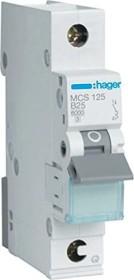 Hager Leitungsschutzschalter (MCS125)
