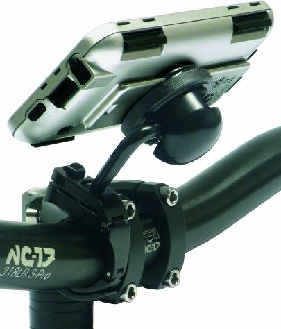Wahoo Fitness Bike Mount NC-17 schwarz (4009) -- via Amazon Partnerprogramm