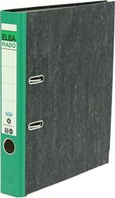 Elba Rado Wolkenmarmor Ordner A4, 5cm, grün (100 555 309)