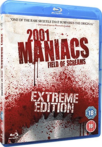 2001 Maniacs (Blu-ray) (UK) -- via Amazon Partnerprogramm