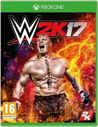 WWE 2k17 (Download) (Xbox One)