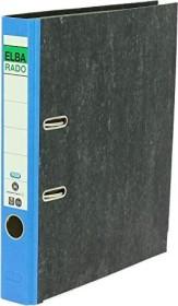 Elba Rado Wolkenmarmor Ordner A4, 5cm, blau (100 555 308)