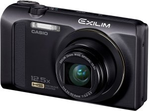Casio Exilim EX-ZR200 black