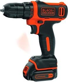 Black&Decker BDCDD12 cordless screw driller incl. rechargeable battery 1.5Ah