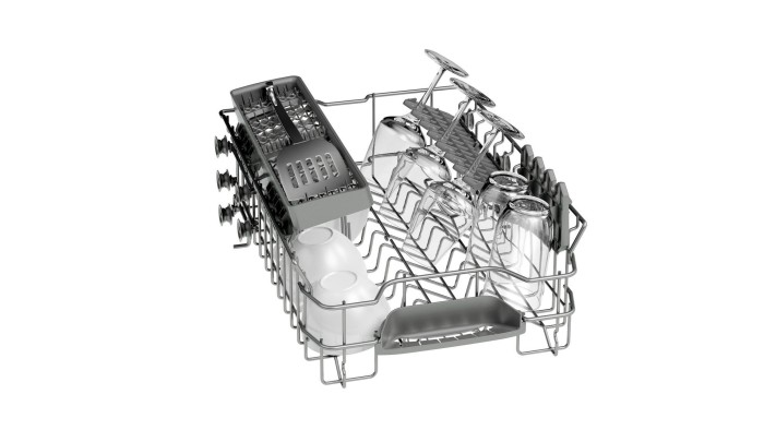 BOSCH SPV25CX03E Silence Plus Geschirrspüler 45 cm Vollintegrierbar
