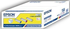 Epson Toner 0289 Color Upgrade Pack (C13S050289)
