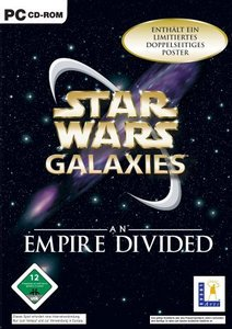 Star Wars: Galaxies - An Empire Divided (MMOG) (niemiecki) (PC)