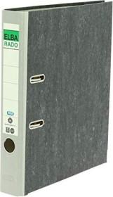Elba Rado Wolkenmarmor Ordner A4, 5cm, grau (100 022 597)