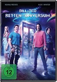 Bill & Ted retten das Universum (DVD)