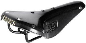 Brooks B17 narrow saddle black (B214A07-202) -- ©globetrotter.de