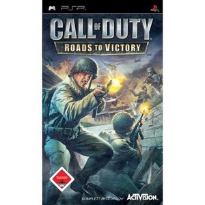 Call of Duty - Roads to Victory (English) (PSP)