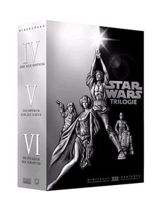 Star Wars Trilogie Box (Special Editions) (movies 4-6)