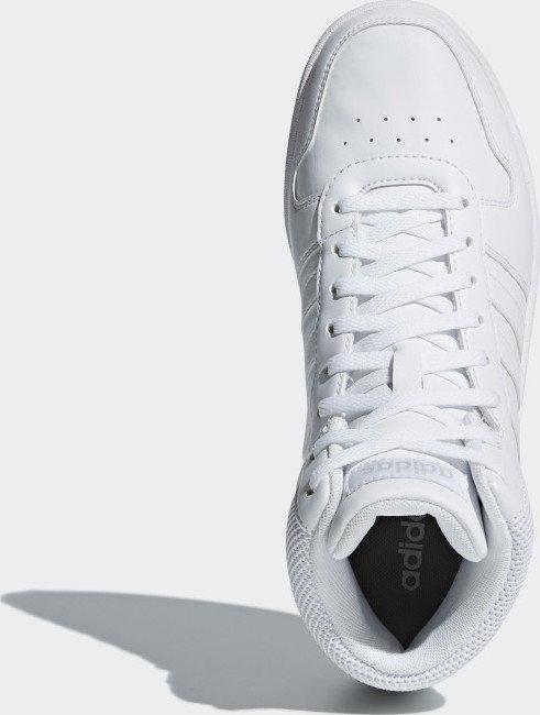 adidas Hoops 2.0 Mid ftwr white (Damen) (B42099) ab € 64,95