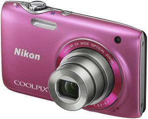 Nikon Coolpix S3100 pink (VMA716E1)
