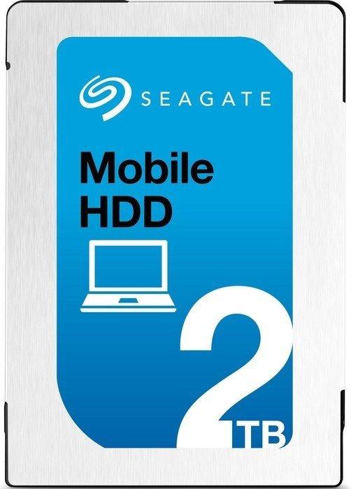 Seagate Mobile HDD 2TB, SATA 6Gb/s (ST2000LM007)