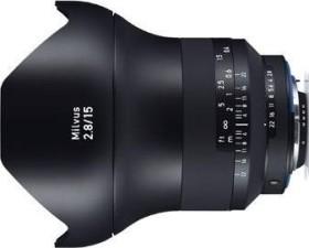 Zeiss ZF.2 Milvus 15mm 2.8 für Nikon F schwarz (2111-789)