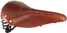 Brooks Flyer Sattel honey (B396HA07-203)
