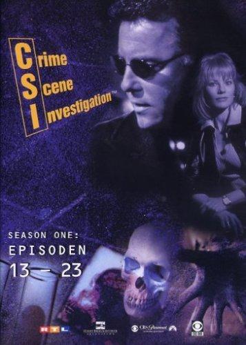 CSI Season 1.2 -- via Amazon Partnerprogramm
