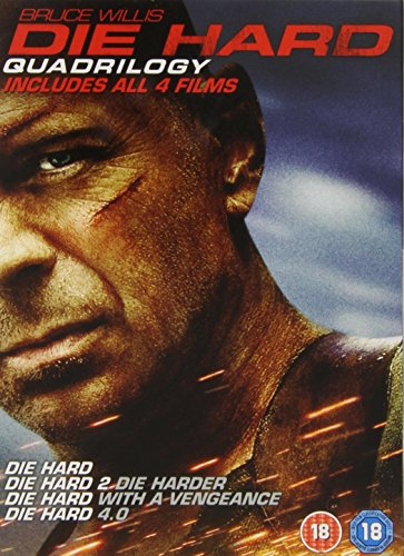Die Hard Box (movies 1-4) (UK) -- via Amazon Partnerprogramm