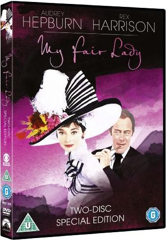 My Fair Lady (Special Editions) -- via Amazon Partnerprogramm