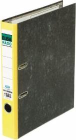 Elba Rado Wolkenmarmor Ordner A4, 5cm, gelb (100 022 595)
