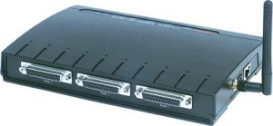 Longshine Wireless Printserver, 11Mbps, 3x parallel (LCS-PS3W)