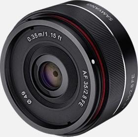 Samyang AF 35mm 2.8 FE für Sony E