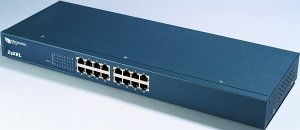 ZyXEL dimension ES-1016A, 16-port (91-010-048001)