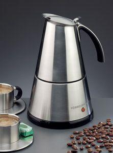 Rommelsbacher EKO 366/E Elektrischer Espressokocher