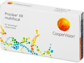Cooper Vision Proclear multifocal XR, -6.25 Dioptrien, 3er-Pack
