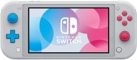 Nintendo Switch Lite - Zacian & Zamazenta Edition grau/blau/rot