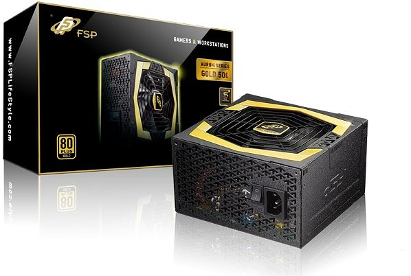 FSP Fortron/Source Aurum Gold  500W ATX 2.3 (AU-500)