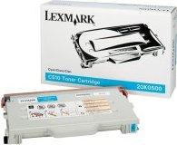 Lexmark Toner 20K0500 cyan