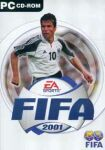 EA Sports FIFA Football 2001 (niemiecki) (PC)
