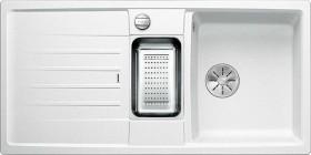 Blanco Lexa 6 S InFino mit Ablauffernbedienung weiß (524934)