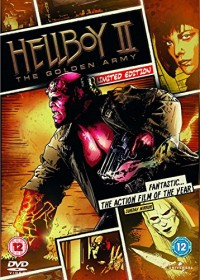 Hellboy 2 - The Golden Army (DVD) (UK)