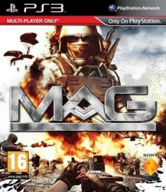 MAG - Massive Action Game (PS3)